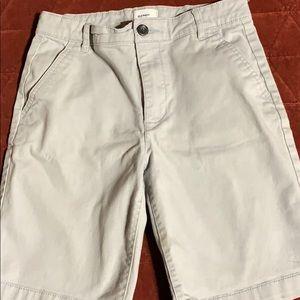 Size 12 boys old navy shorts